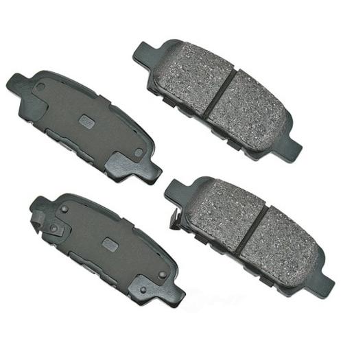 Rav4 2006-13 Front Genuine Toyota OEM Ceramic Brake Pads w//Shims 04465-AZ117