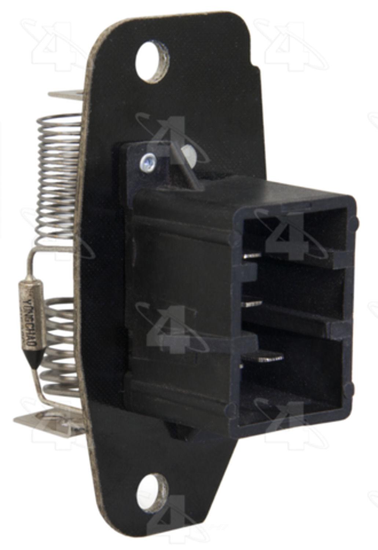 Resistor Block