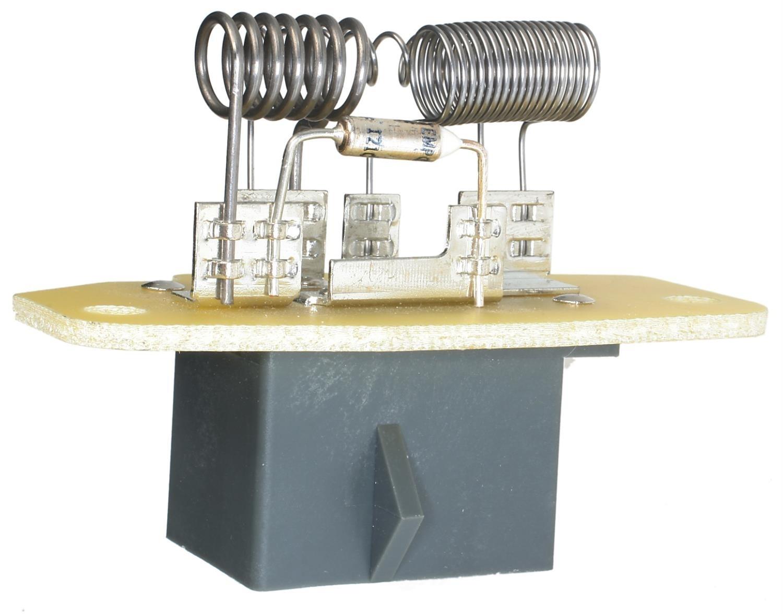 Hvac Blower Motor Resistor