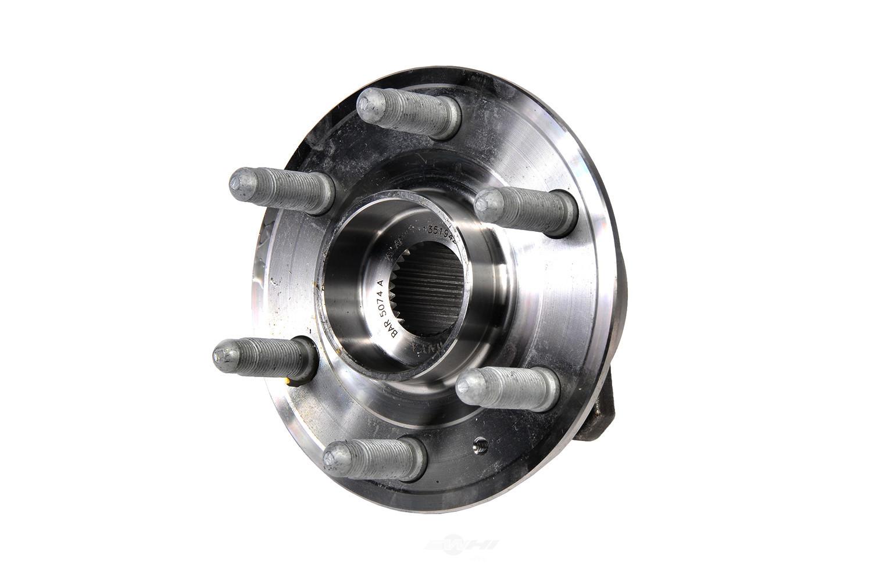 ACDelco FW451 GM Original Equipment Rear Wheel Hub and Bearing ...