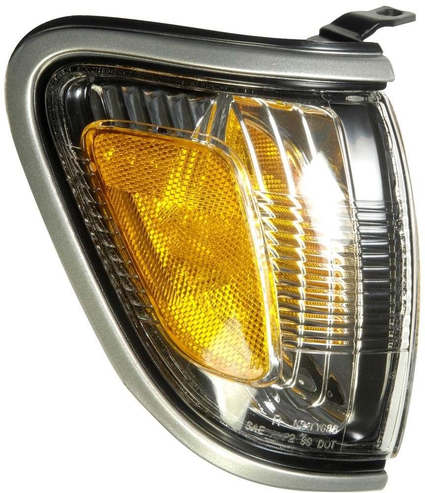 Side Marker Light-Assembly Right Dorman 1631247 Fits 01-04