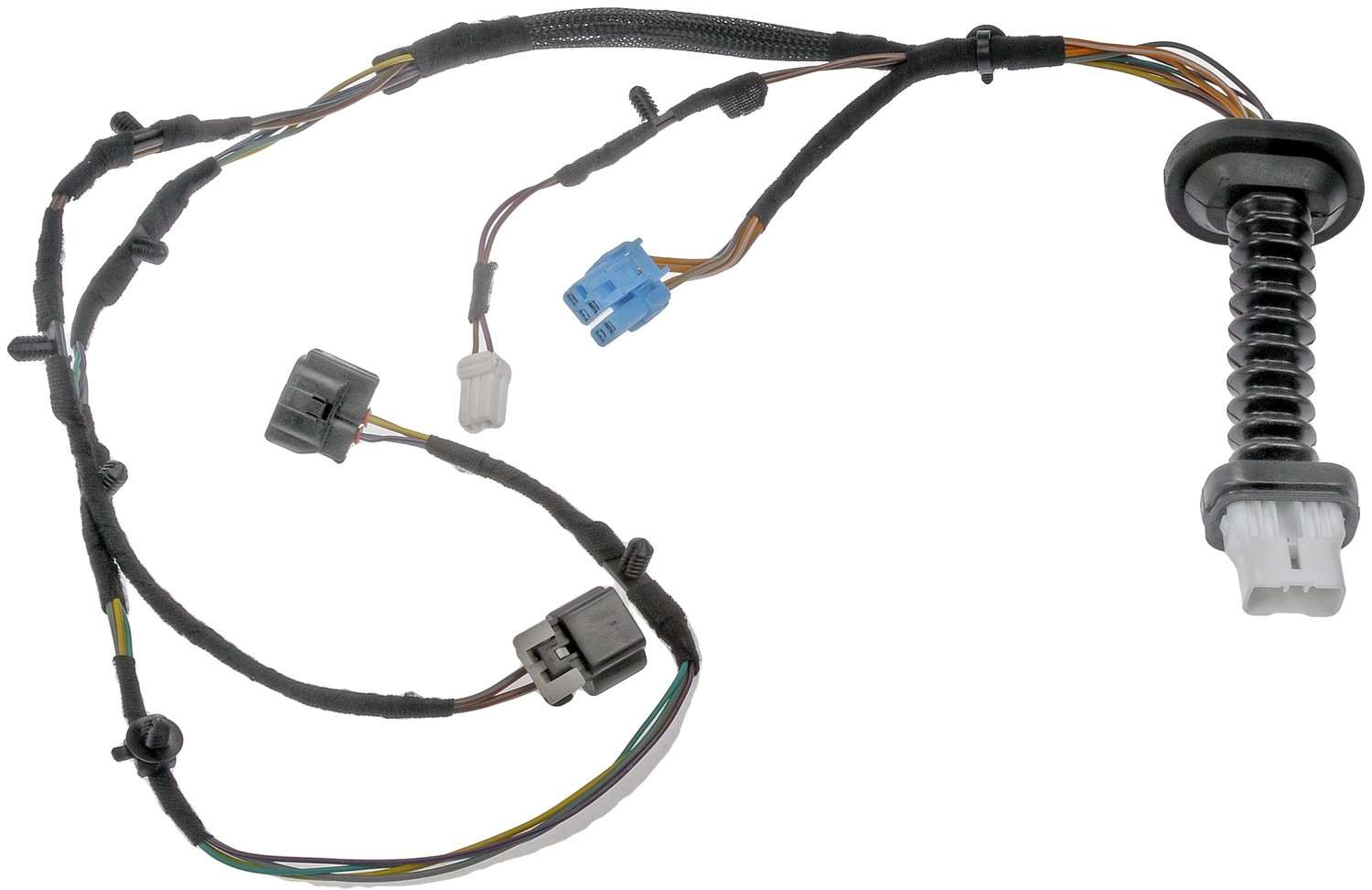 Dodge Door Wiring Harness Free Diagram For You 2007 Ram 2500 Wire Dorman 645 506 Fits 04 05 1500 06 Rear 2004