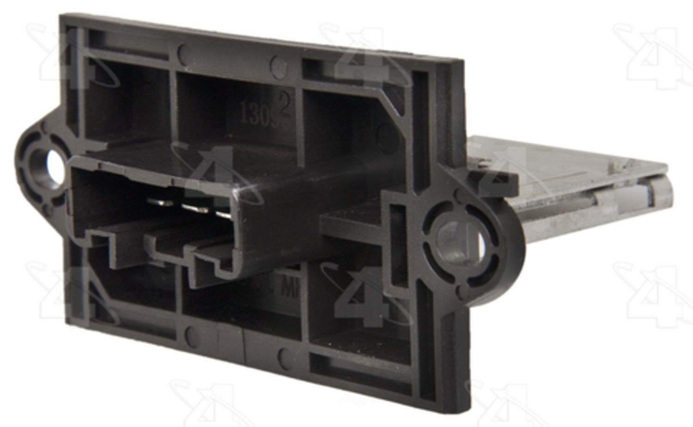 HVAC Blower Motor Resistor-Resistor Block Front 4 Seasons 20083