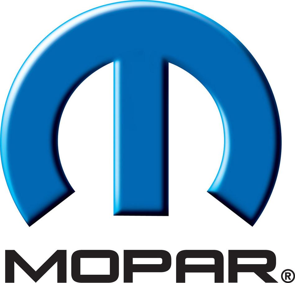 MOPAR PARTS - Disc Brake Rotor - MOP 04509327