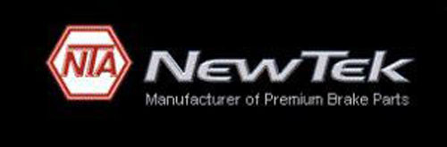 NEWTEK AUTOMOTIVE - Premium New Bonded Brake Shoe - NWT NB569