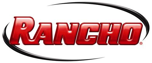 RANCHO - Rancho Rs5000x Shock Absorber (Rear) - RAN RS55383