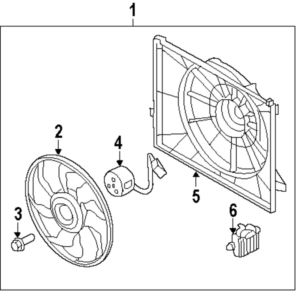Browse A Sub Category To Buy Parts From 2012 Kia Optima Engine Diagram Fan Blade Bolt