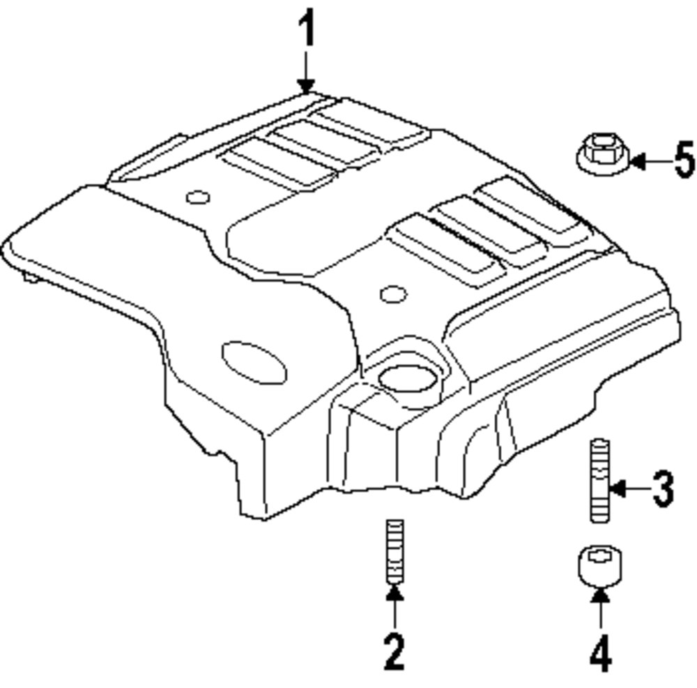 Browse A Sub Category To Buy Parts From Land Rover Engine Diagrams Genuine Cover Stud Ran Te106035