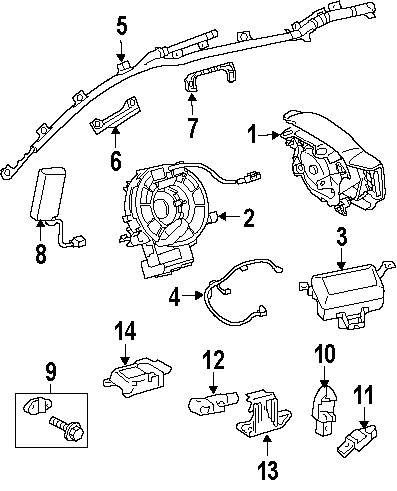 Mopar Direct Parts Dodge Chrysler Jeep Ram Wholesale Retail Toyota Wiring Harness Genuine Wire Toy 8214002290
