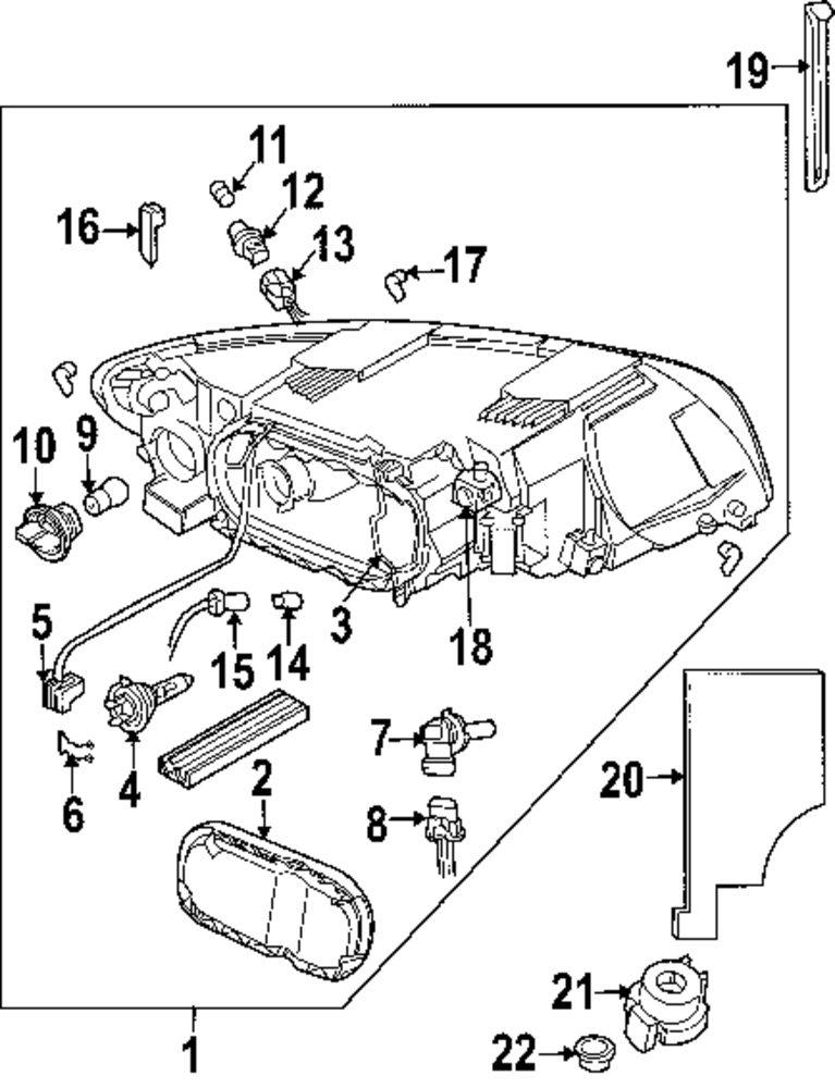 Mazda Tribute Engine Parts Diagram - wiring diagrams
