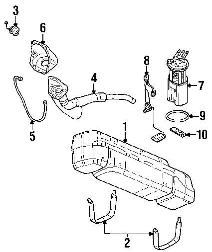 Browse A Sub Category To Buy Parts From 2003 Gmc Envoy Diagram Module