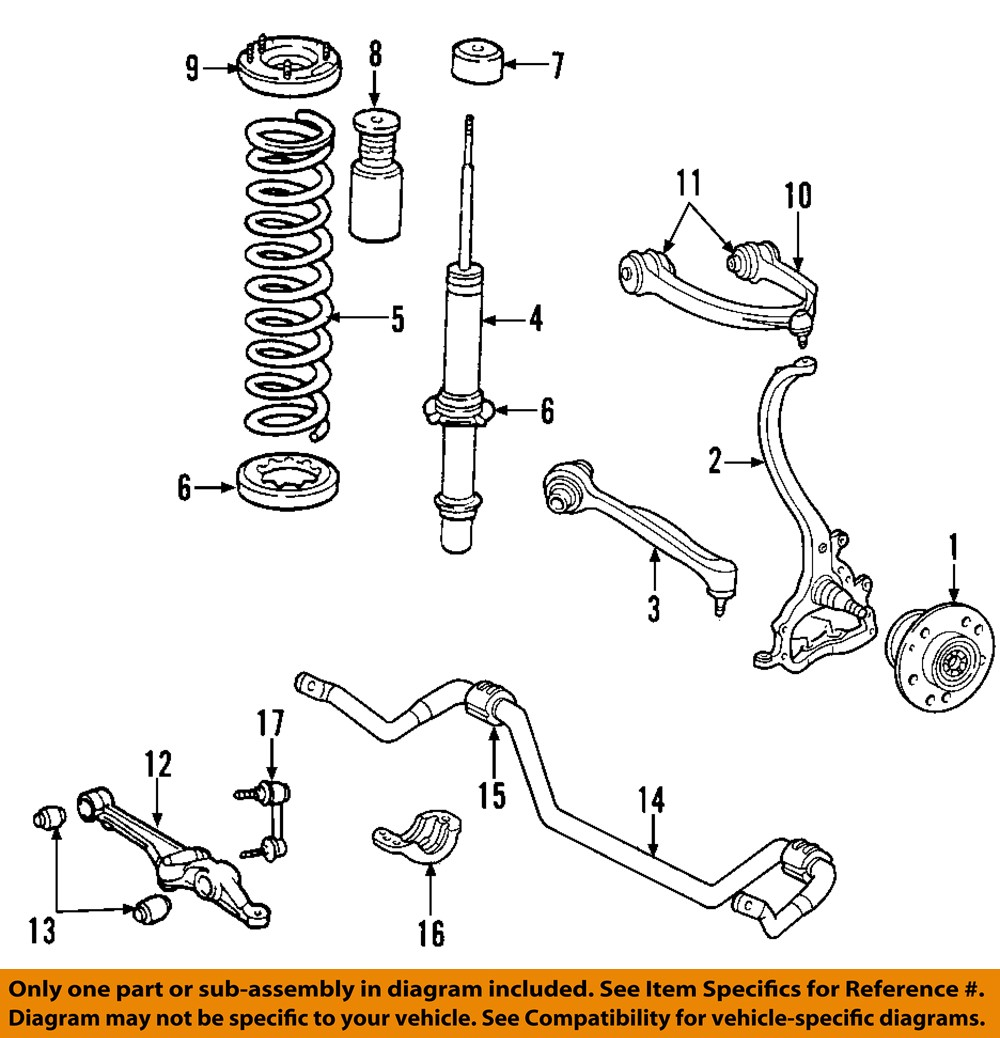 05 chevrolet silverado front end diagram free download wiring chrysler oem front right tension strut 5180606ab ebay 3 on diagram only genuine oe factory original item chevrolet silverado parts diagram chevy truck front pooptronica Gallery