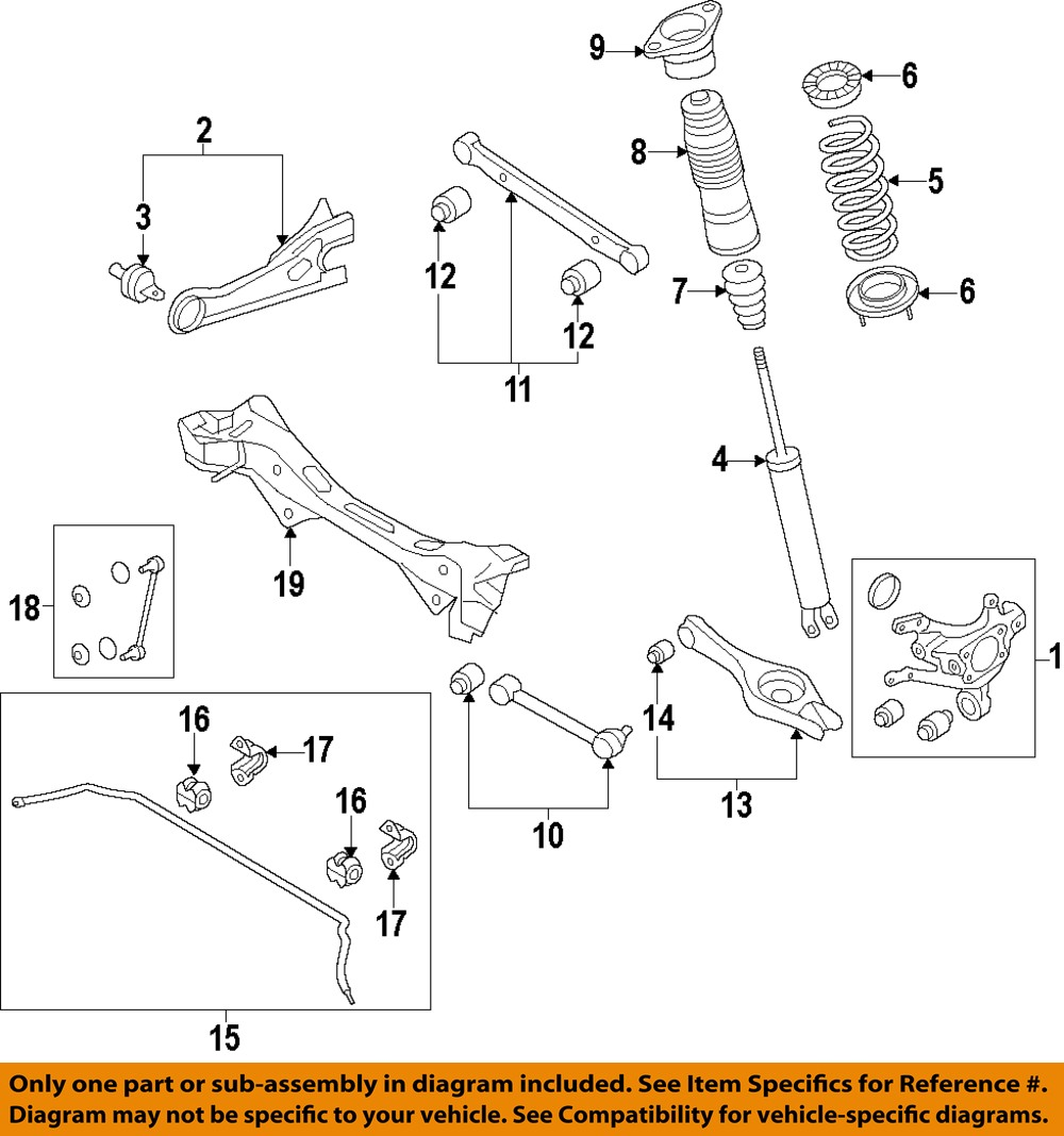 2003 Hyundai Sonata Rear Shocks Diagram Trusted Wiring 2005 Elantra 2006 Suspension Enthusiast Diagrams U2022 Electrical Accent