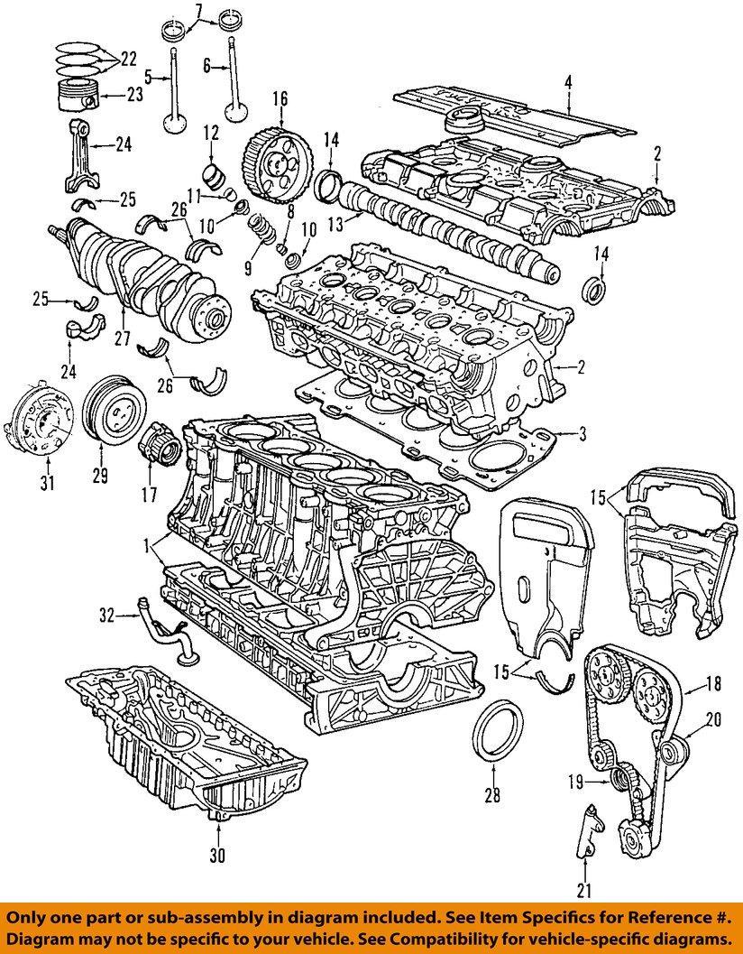 volvo oem 05 09 s60 engine timing belt 30731727 ebay 2000 cadillac eldorado engine diagram 18 on diagram only genuine oe factory original item