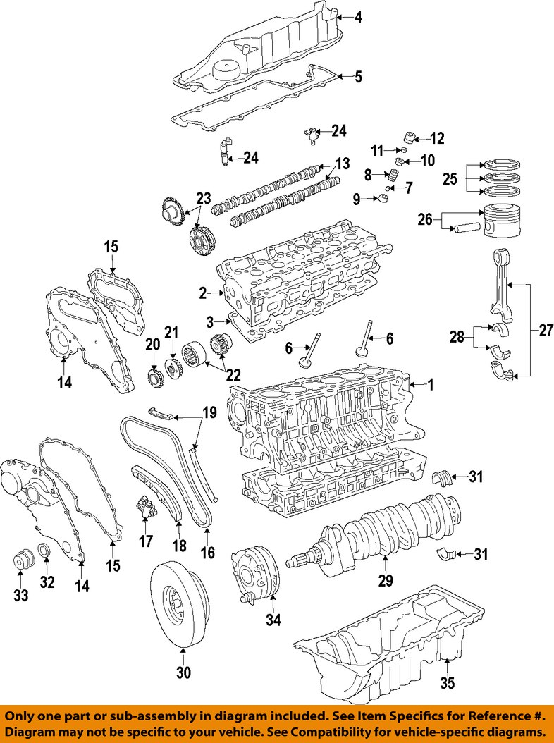 Volvo Oem 08 15 Xc70 Motores Sincronizacin Del Rbol De Levas Cam 2011 Kia Rio Engine Diagram 21 On Only Genuine Oe Factory Original Item