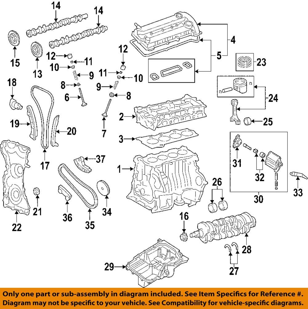 Mazda oem 06 15 mx 5 miata engine oil pump l31014100j ebay mx 5 miata engine oil pump l31014100j 30 on diagram only genuine oe factory original item publicscrutiny Choice Image