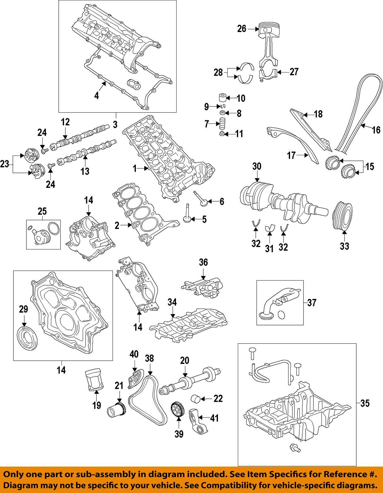 LAND ROVER OEM 12-16 Range Rover Sport-Engine Valve Cover