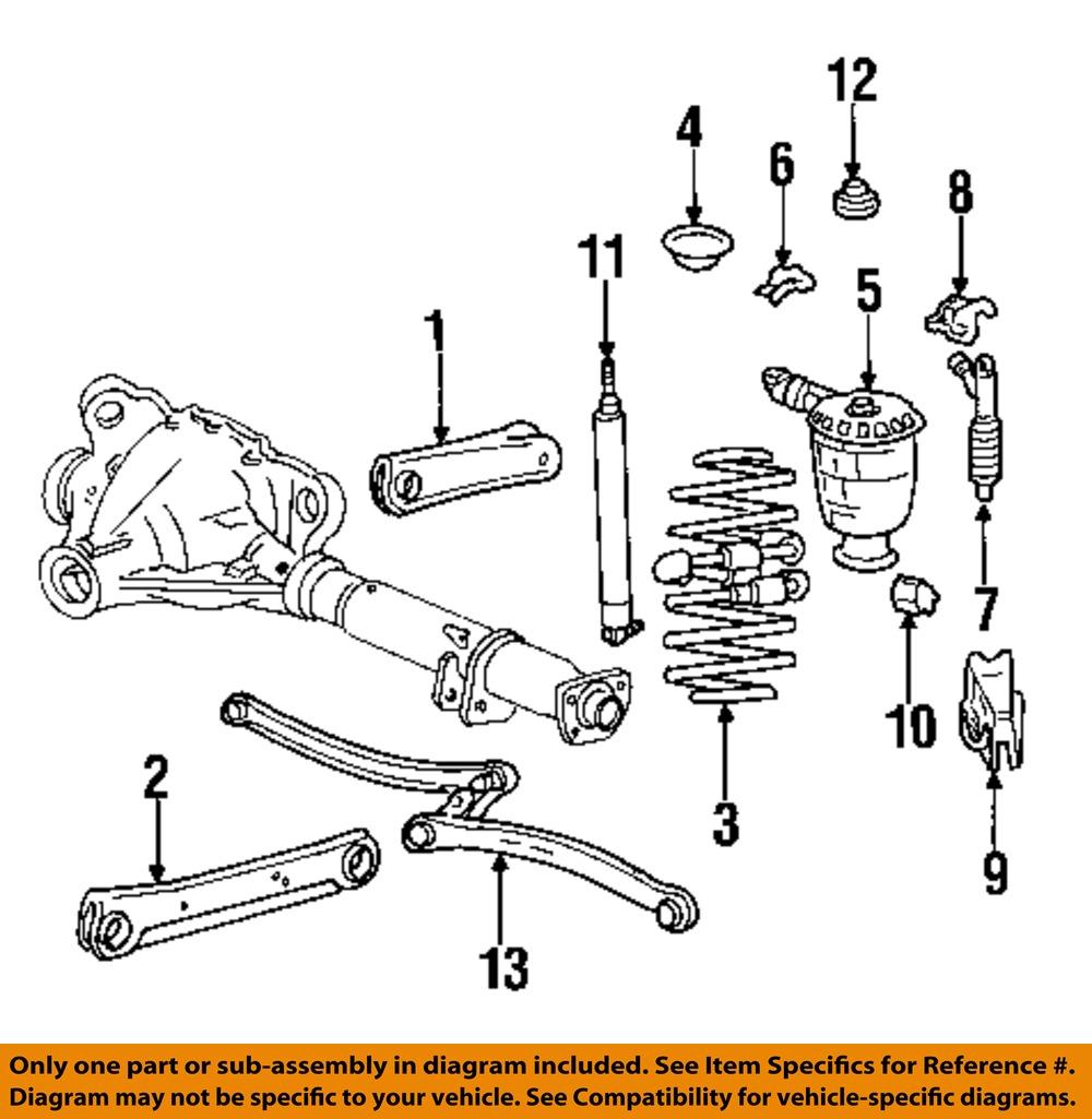 FORD OEM Rear SuspensionShock Bushing Kit XW7Z18198C – Diagram Of Rear Engine 3116