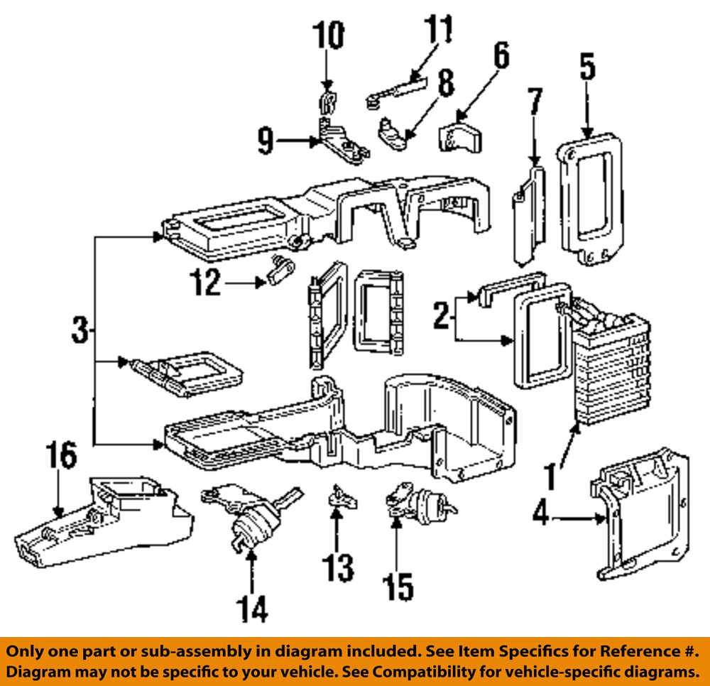 1993 F250 Wiring Diagram Will Be A Thing Ford Ranger F53 Coolant System Auto Parts Catalog Explorer