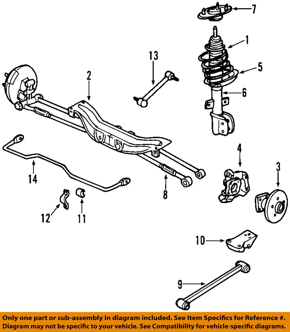 motor control ladder diagrams gm oem rear-trailing control arm bracket 10262701 | ebay control arm diagrams