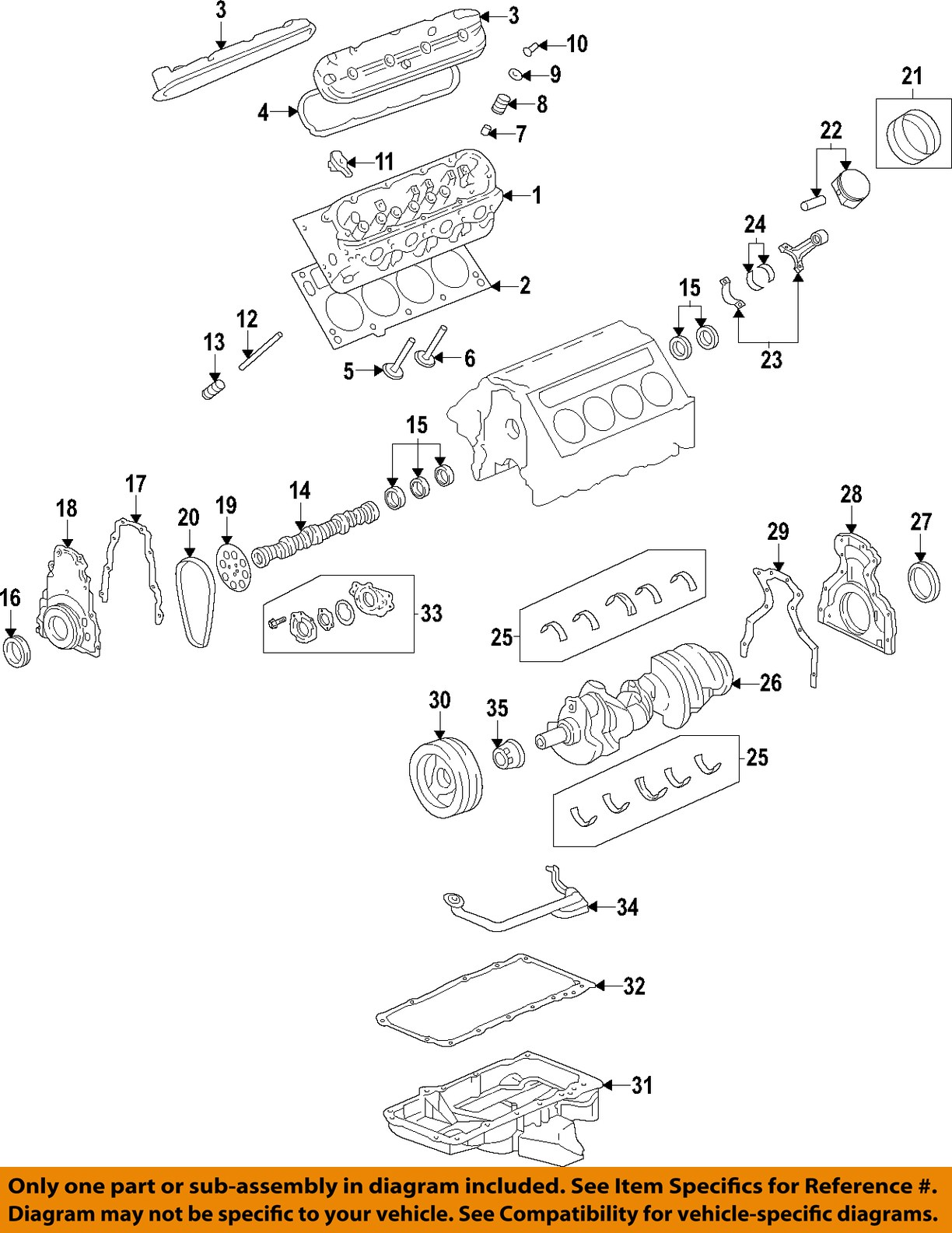 Gm 350 Engine Diagram Wiring Library Kia Rio 5 On Only Genuine Oe Factory Original Item