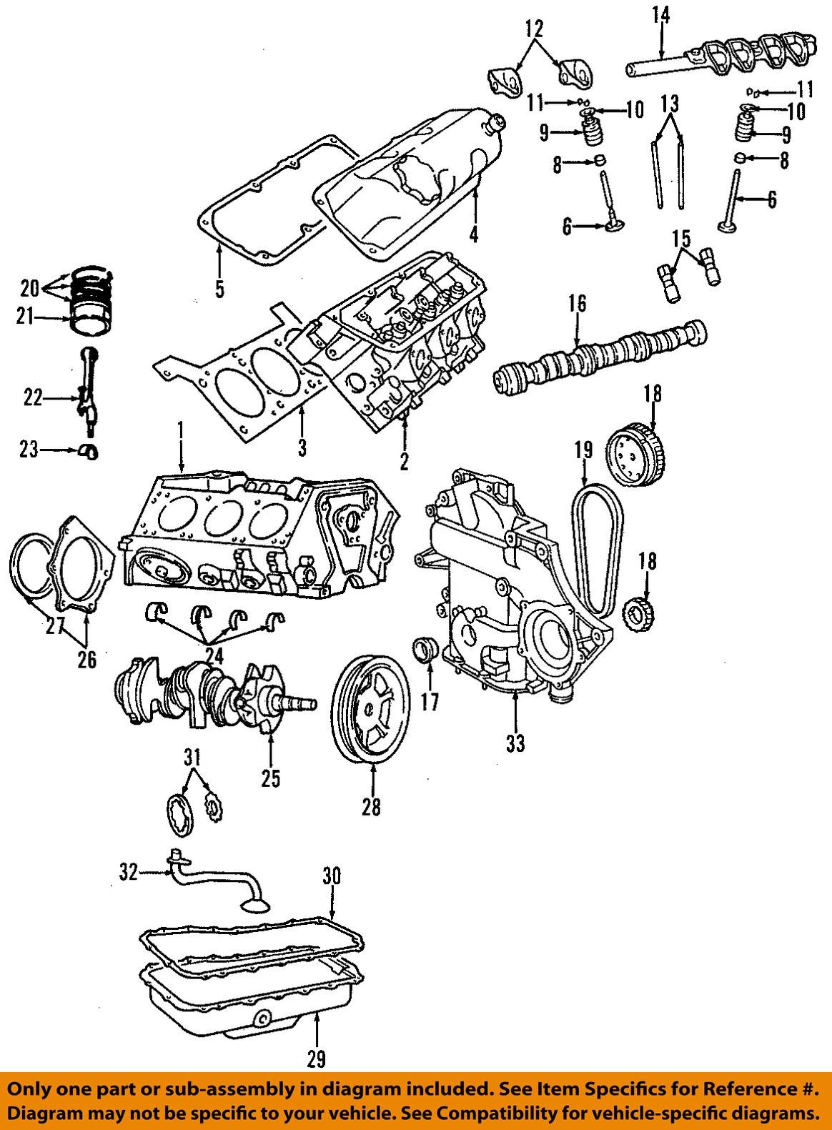 CHRYSLER OEMEngine Oil Pan Gasket 5241062AB – Ls Engine Diagram 2004 Chrysler Concorde
