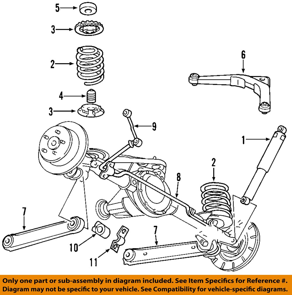 jeep chrysler oem grand cherokee stabilizer sway bar-rear-bushings 52088738ad | ebay jeep wrangler sway bar diagram jeep sway bar diagram