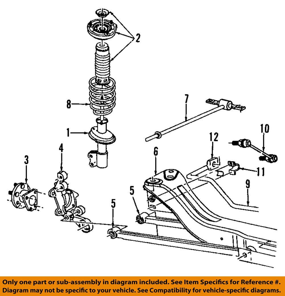 Front End Suspension Diagram 2002 Saturn Sl2 Schematic Diagrams Wiring For 1996 S Series 1997 Rear Electricity Control Arm