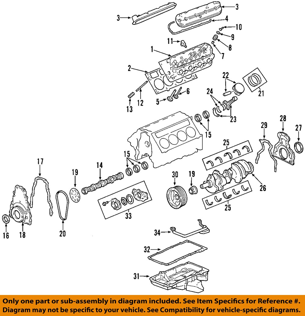 Gm 350 Engine Diagram View Trusted Wiring Diagrams Vortec V8 Rocker Circuit And Hub U2022
