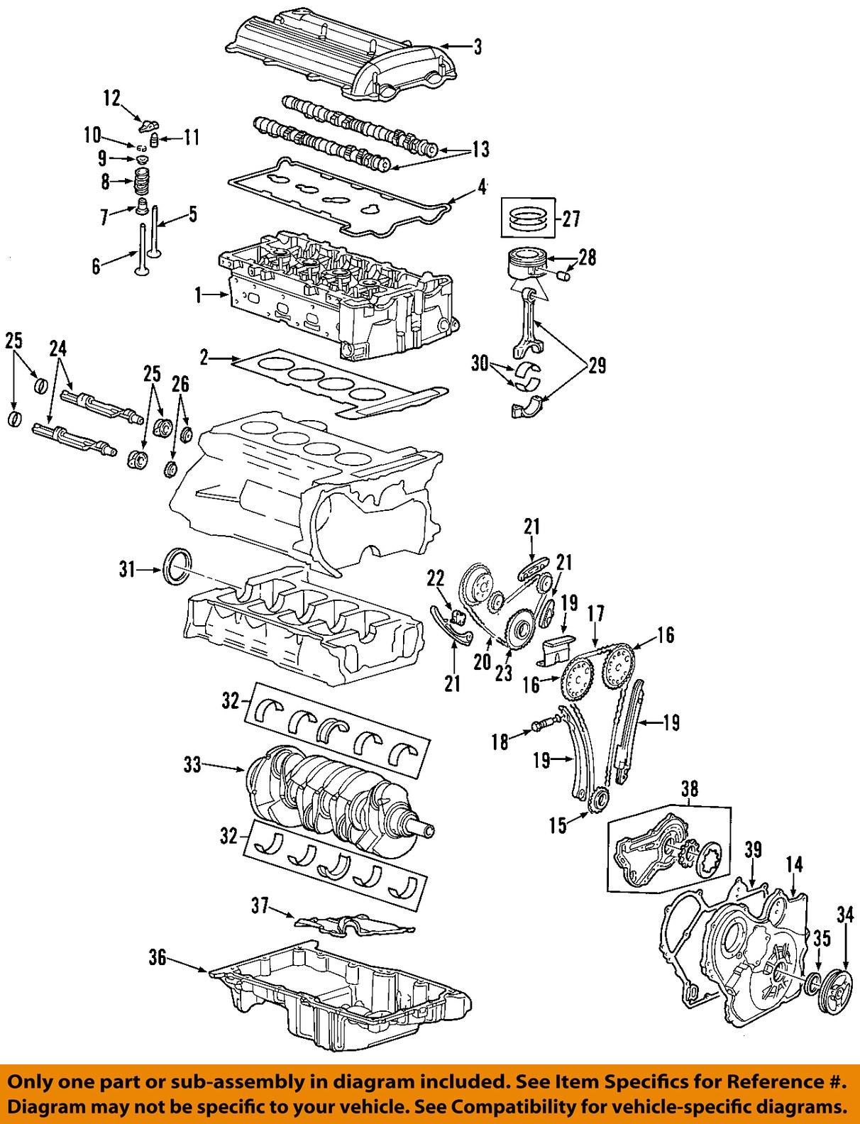 car truck parts parts accessories ebay motors rh goods cabinet top 2002 saturn l100 engine diagram 2002 saturn l300 engine diagram