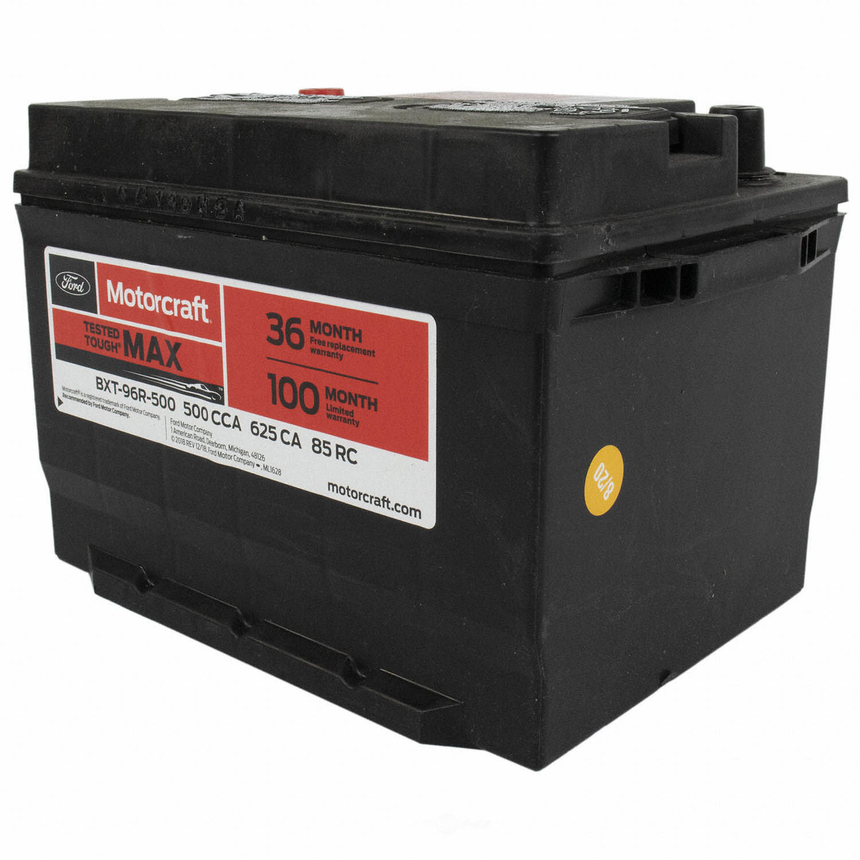 Battery Tested Tough Max Motorcraft Bxt 96r 500 Ebay