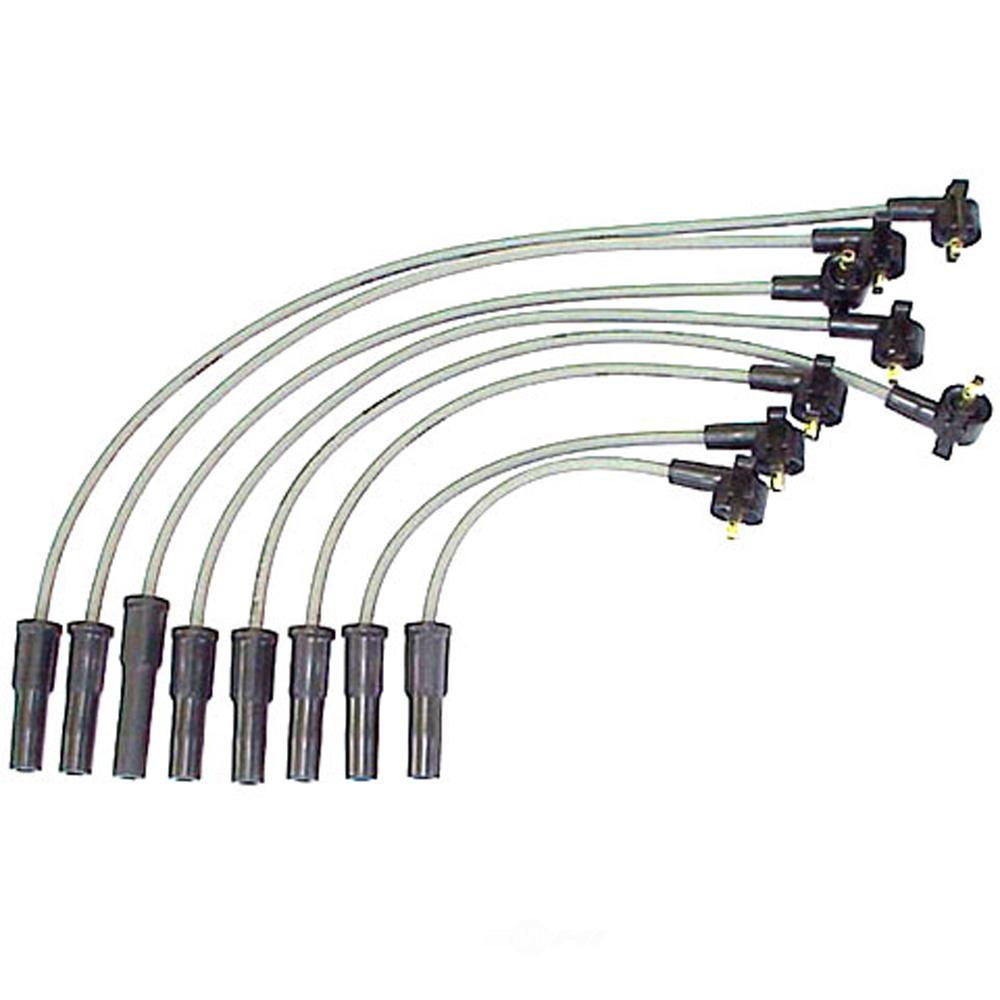 Spark Plug Wire Set For 1989