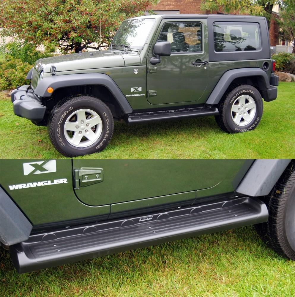 running board mount kit-transender owens 10-1144 fits 07-14 jeep
