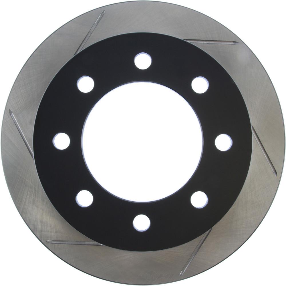 StopTech 125.67046 Premium Brake Rotor