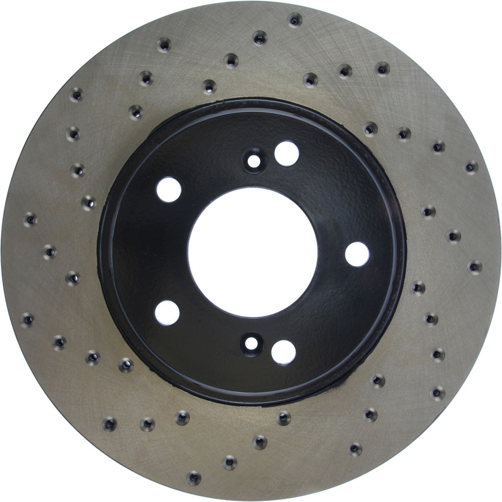 Disc Brake Rotor-Coupe Front Right Stoptech 128.40033R