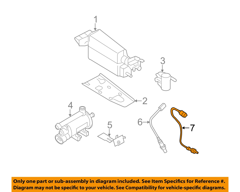 Hyundai Oem 11 14 Sonata Oxygen O2 Sensor 392102g560 Ebay Wiring Diagram 7 On Only Genuine Oe Factory Original Item