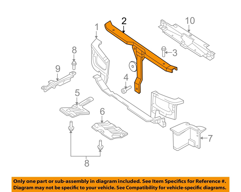 2010 Hyundai Accent Parts Diagram Elantra Wiring Radiator Mounts Auto Specs