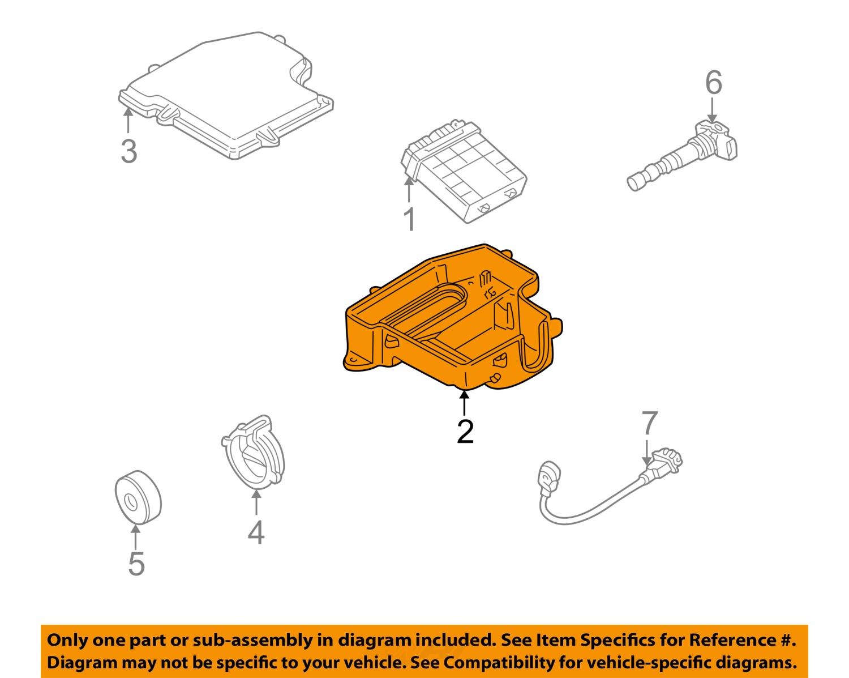 AUDI OEM 05-09 A4 Quattro 3.2L-V6 Ignition-Housing 8E1907355C | eBay
