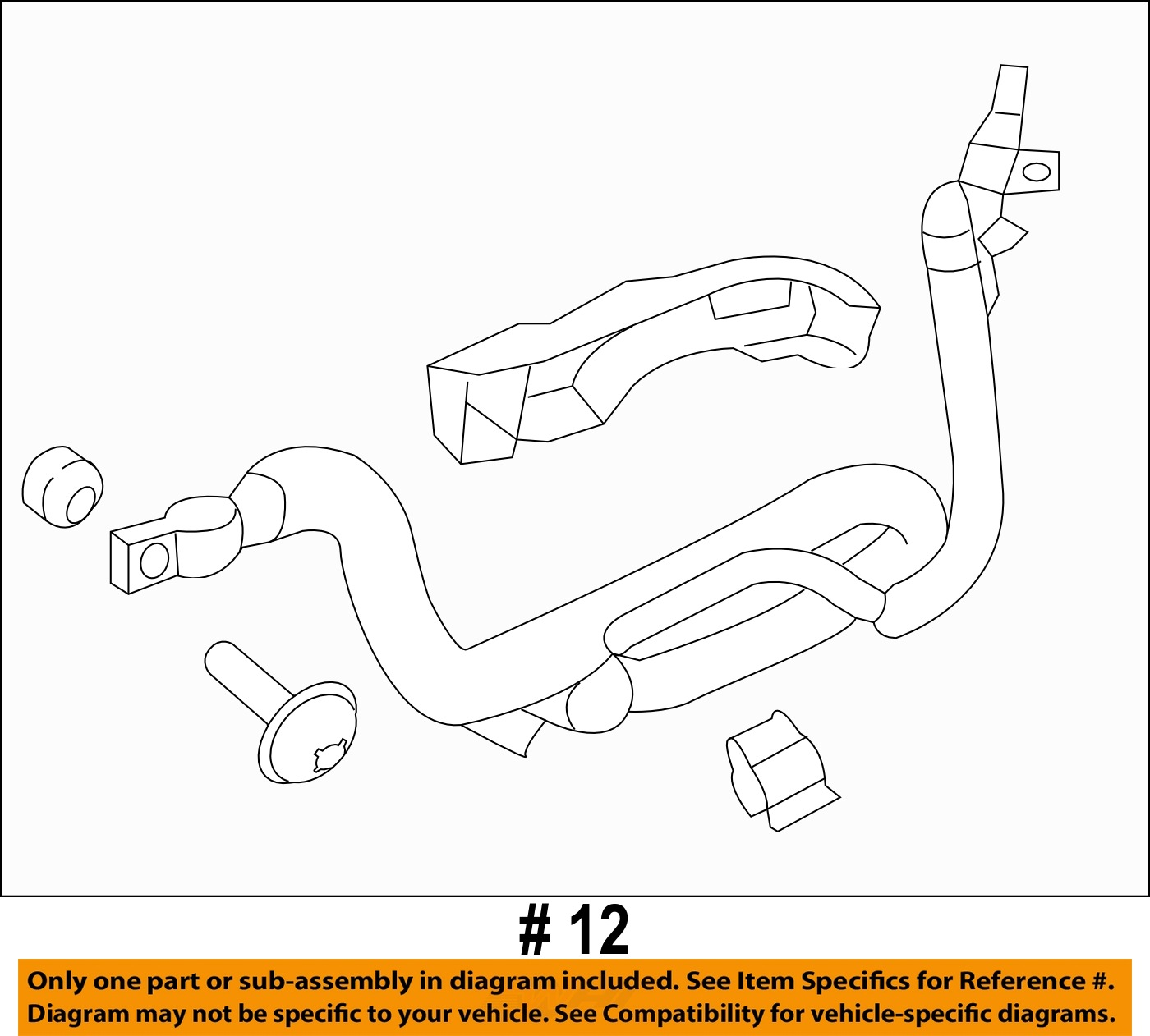 Acura HONDA OEM 15-18 TLX-Battery Cable 32410TZ7A00