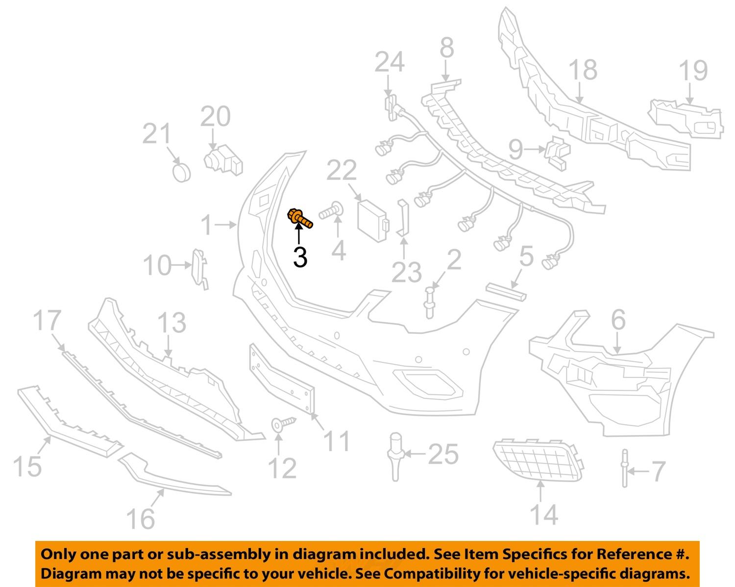 Mercedes Oem 14 16 E350 Front Bumper Grille Grill Guide