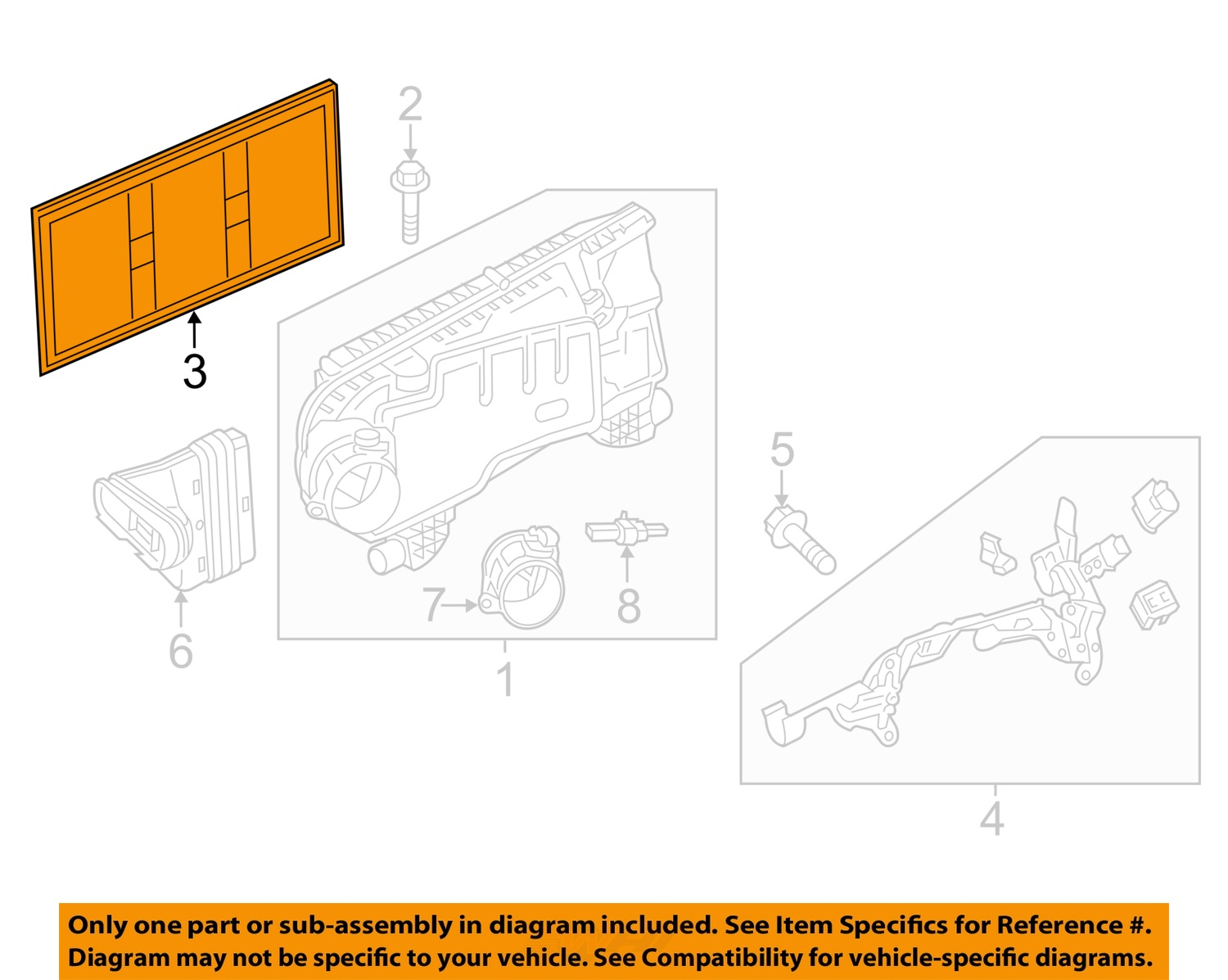 Mercedes 276 Engine Parts Diagram Wiring Diagrams Benz Ml320 Oem E350 Air Cleaner Filter 2007 C230 Truck