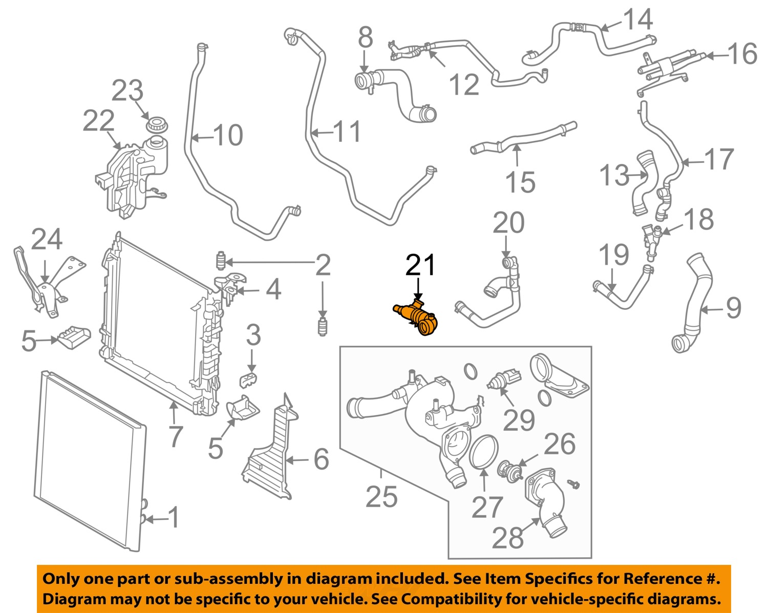 Land Rover Engine Cooling Diagram  Land Rover Oem 10 13