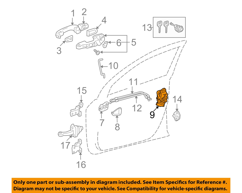 toyota highlander ler diagram  toyota  auto parts catalog