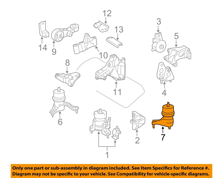94 lexus es300 engine mounts diagram 94 probe gt engine
