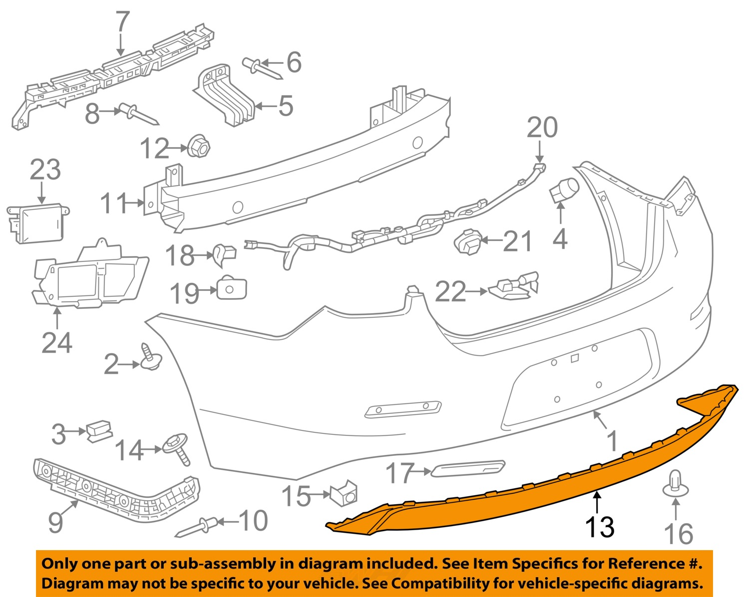 Saturn Ion Bumper Diagram Great Design Of Wiring Parts Security System 2009 Chevrolet Cobalt Spare Catalogs Engine