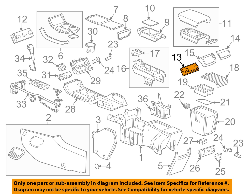 Gmc gm oem 11 16 acadia ac dash control unit 15881863 ebay 13 on diagram only genuine oe factory original item publicscrutiny Image collections
