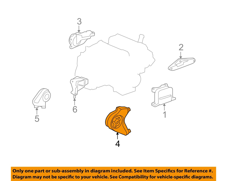 motor mounts for saturn vue ebay on 2002 saturn vue engine diagram  automotive parts diagram images