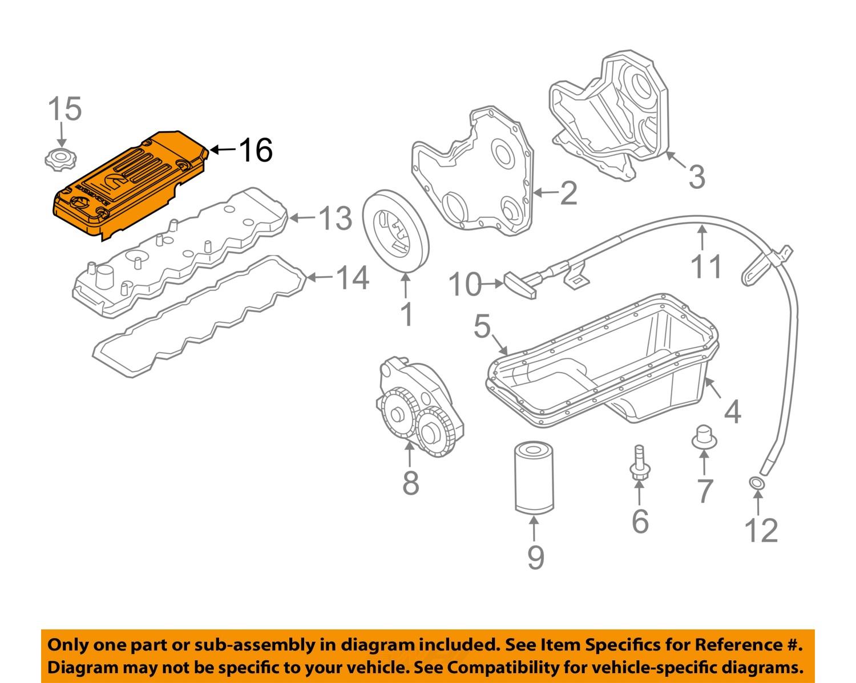 Dodge CHRYSLER OEM 2006 Ram 3500 59L Engine AppearanceEngine – Dodge 3500 L Engine Diagram